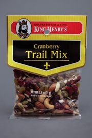 King Henry\'s Cranberry Trail Mix