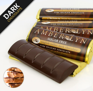 English Toffee Dark Chocolate