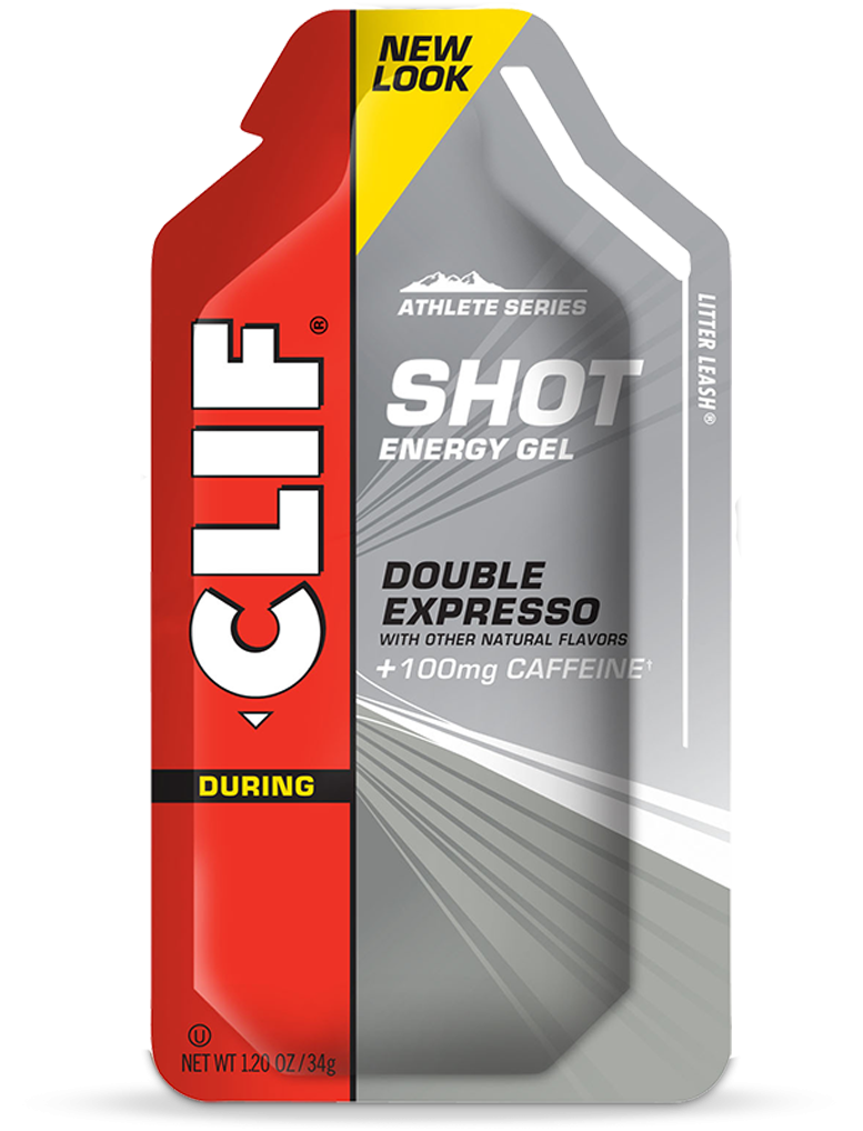 Clif Shot Double Expresso- 24ct