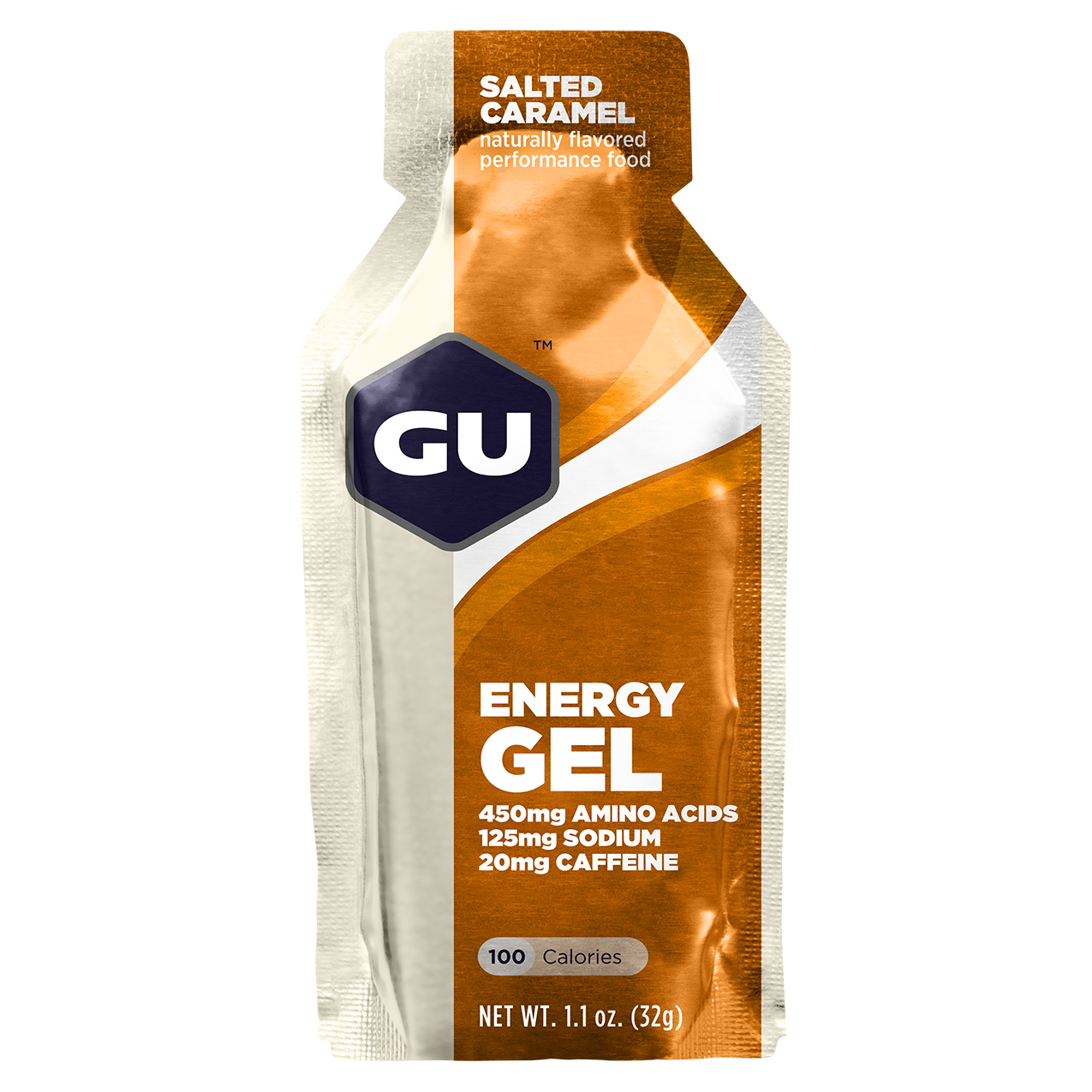GU Energy Gel Salted Caramel - 24ct