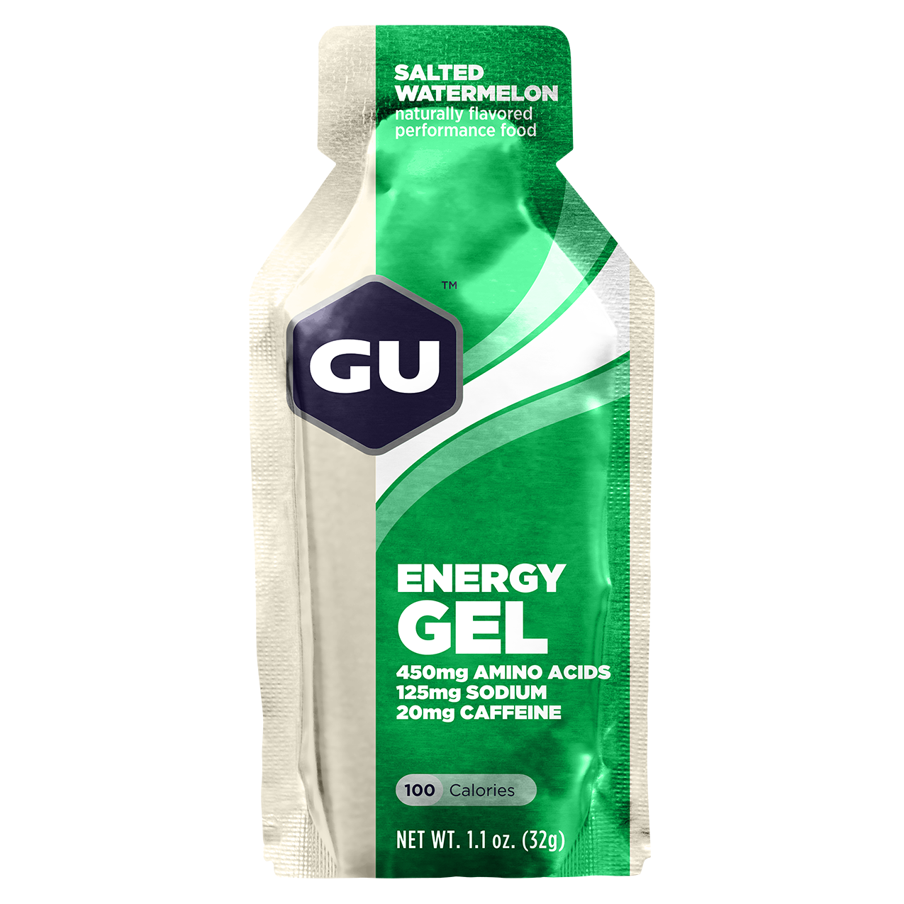 GU Energy Gel Salted Watermelon - 24ct