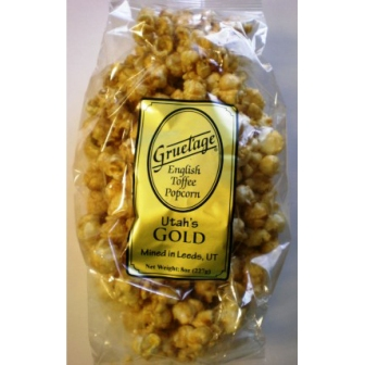 Gruetage English Toffee Popcorn 8oz