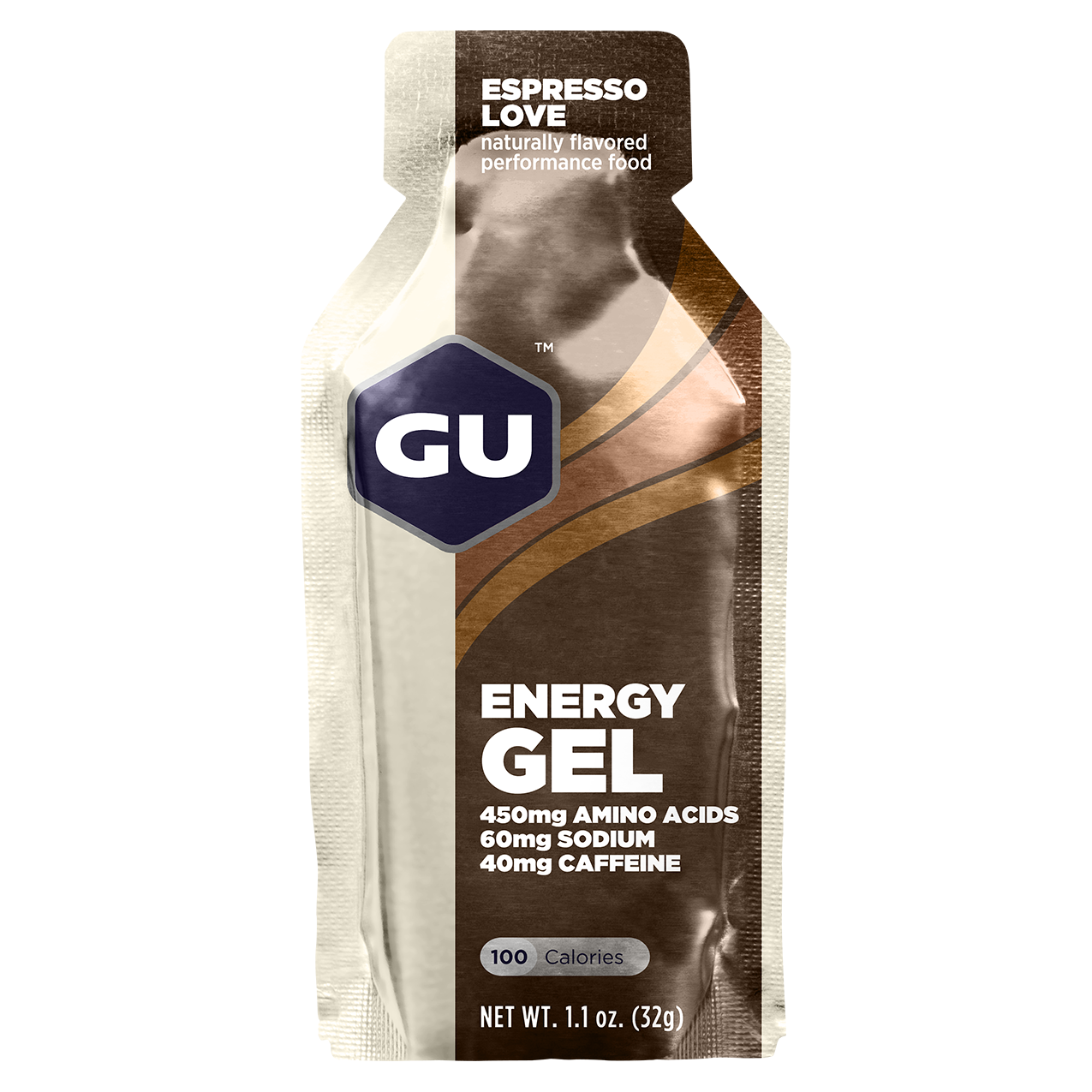 GU Energy Gel Espresso Luv - 24ct