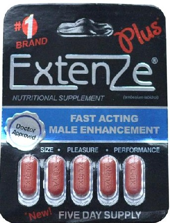 Extenze Male Enhancement - 6ct