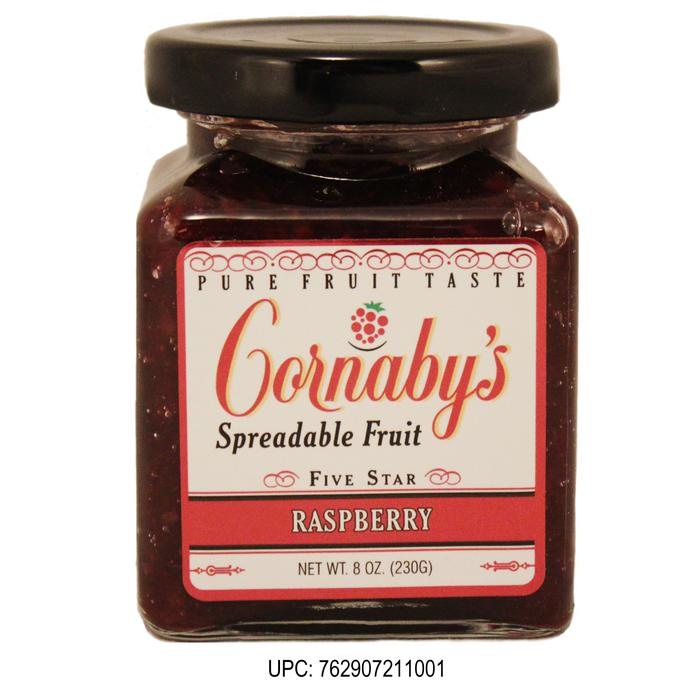 Raspberry Spreadable Fruit - 6ct