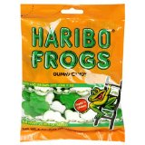 Haribo Frogs 5oz
