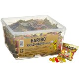 Haribo Gold Bears Mini 72/box