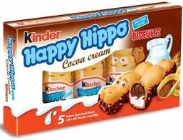 Happy Hippo Biscuits - 10ct
