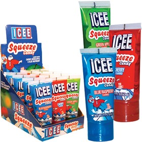 ICEE Squeeze Candy - 12ct