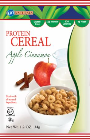 Apple Cinnamon Cereal - 6ct