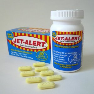 Jet Alert Double Strength 200mg 90ct