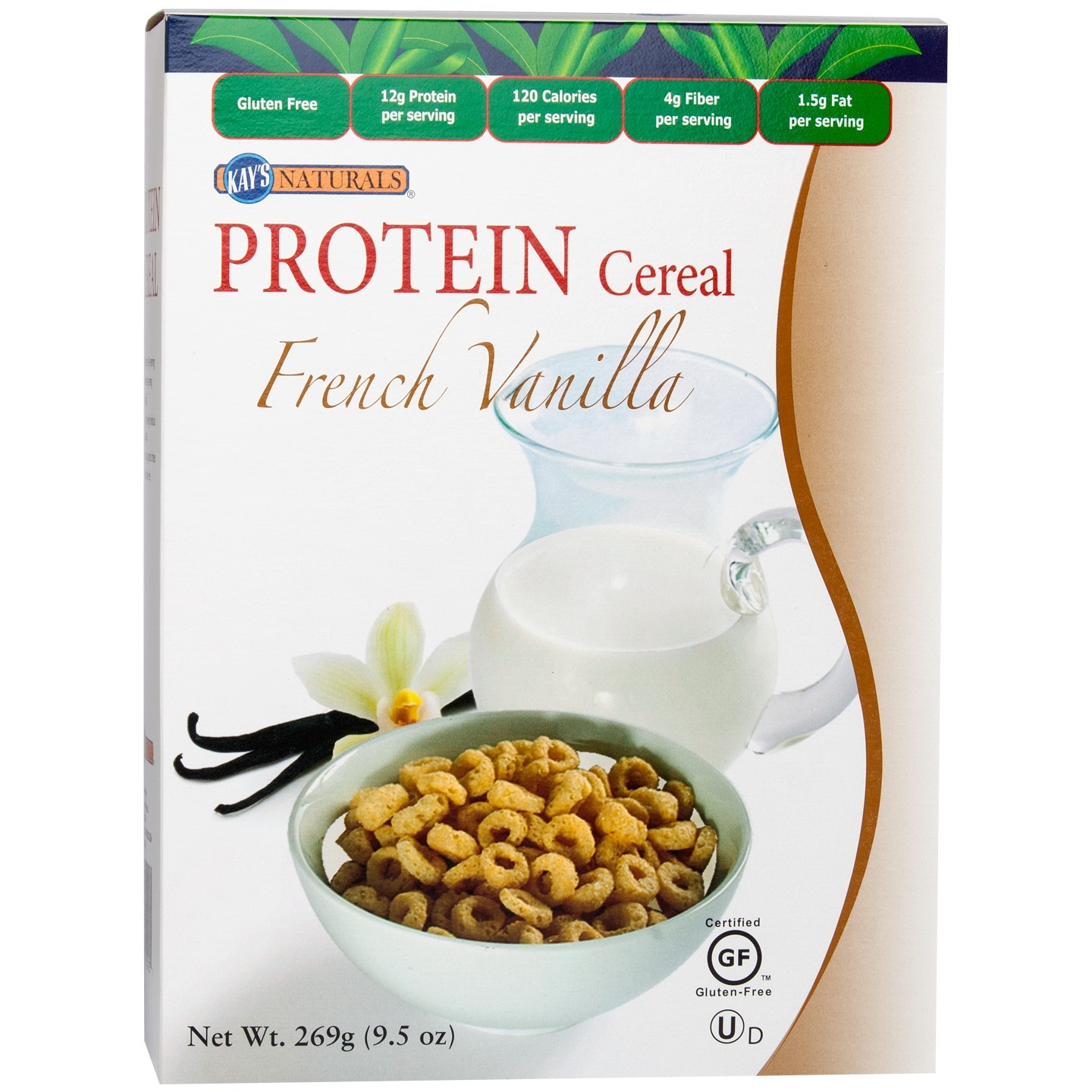 French Vanilla Cereal - 6ct