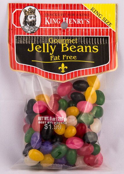 King Henry's Jelly Beans