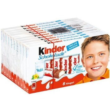 Kinder Bar - 10ct