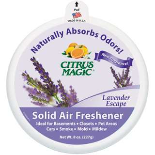 Citrus Magic Solid Lavender