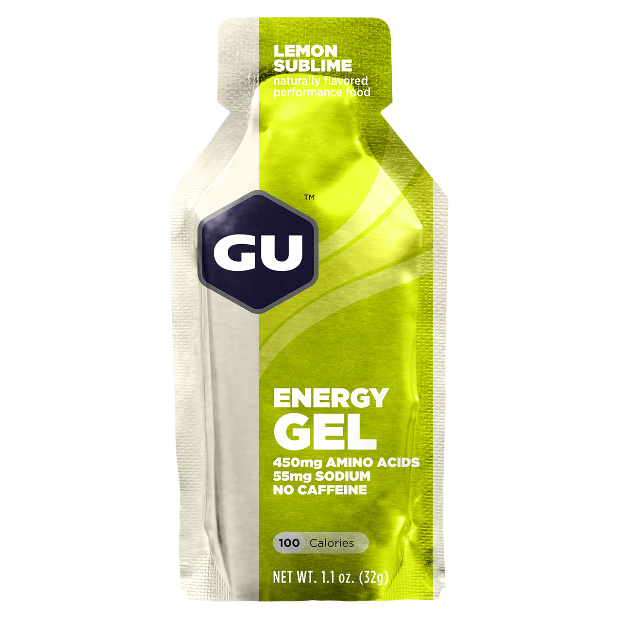 GU Energy Gel Lemon Sublime - 24ct
