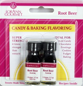 Rootbeer Oil 2 dram pack