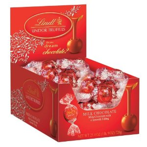Lindor Lindt Milk Chocolate Truffles - 60ct