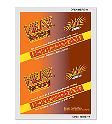 Heat Factory Mini Handwarmers