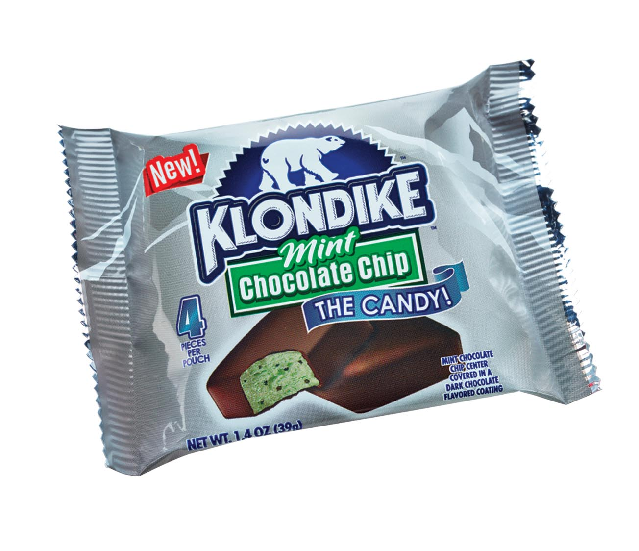 Klondike Mint Chocolate Chip Bar