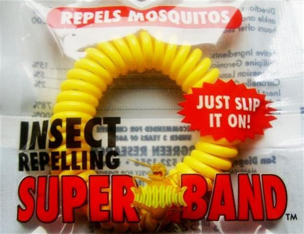 Mosquito Repelling Band - 36ct