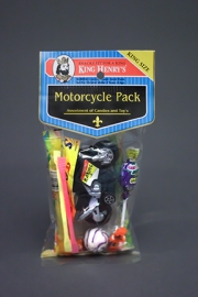 King Henry's Motorcycle Pack