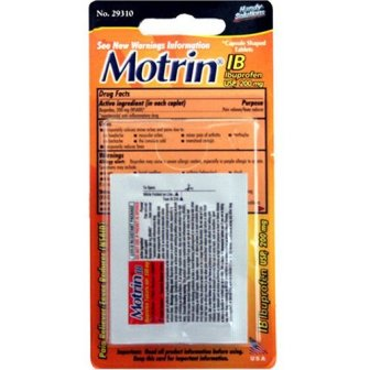 Children's Motrin 2ct 29559