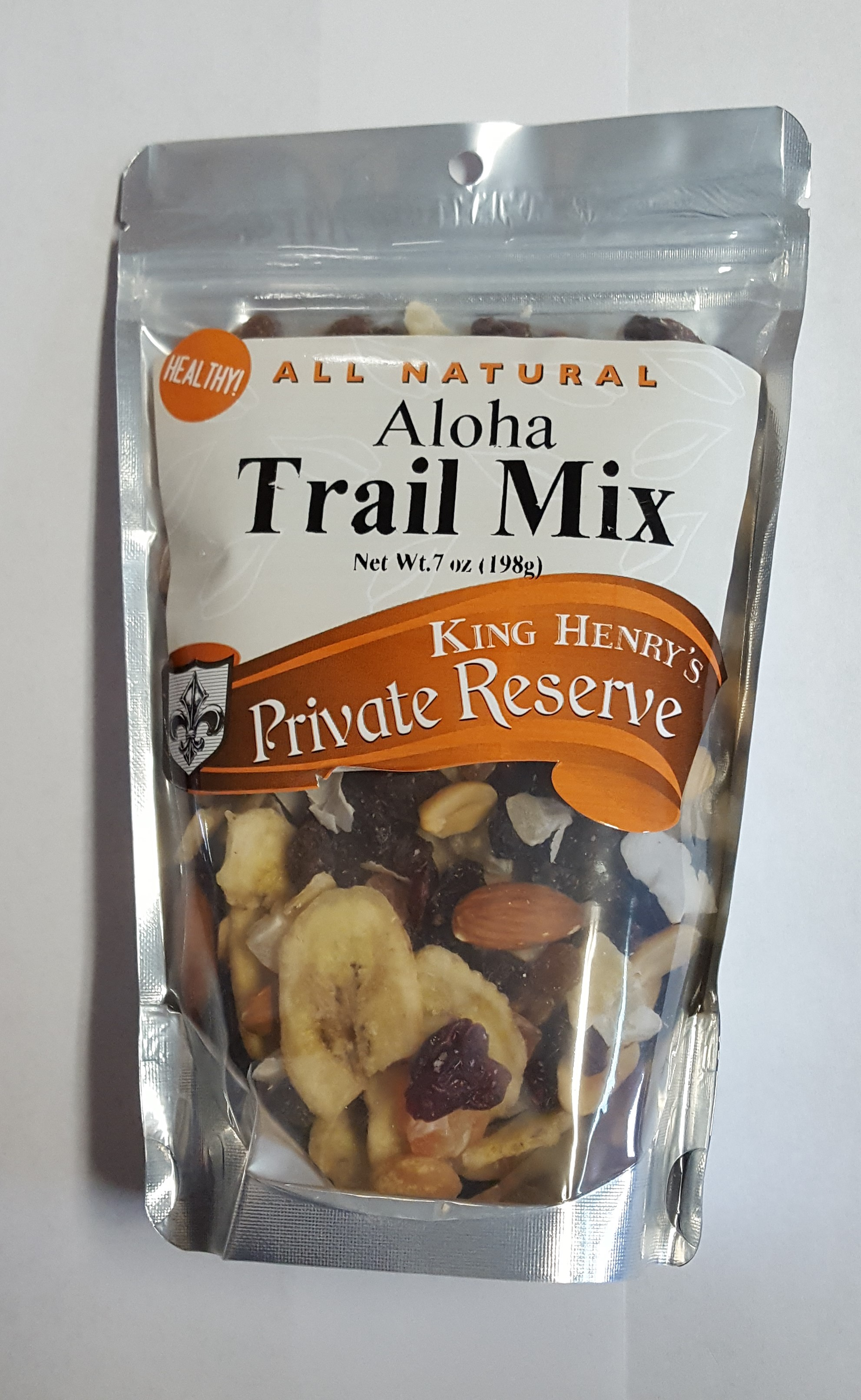 King Henry's Natural Aloha Trail Mix