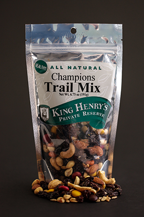 King Henry's Natural Champions Trail Mix