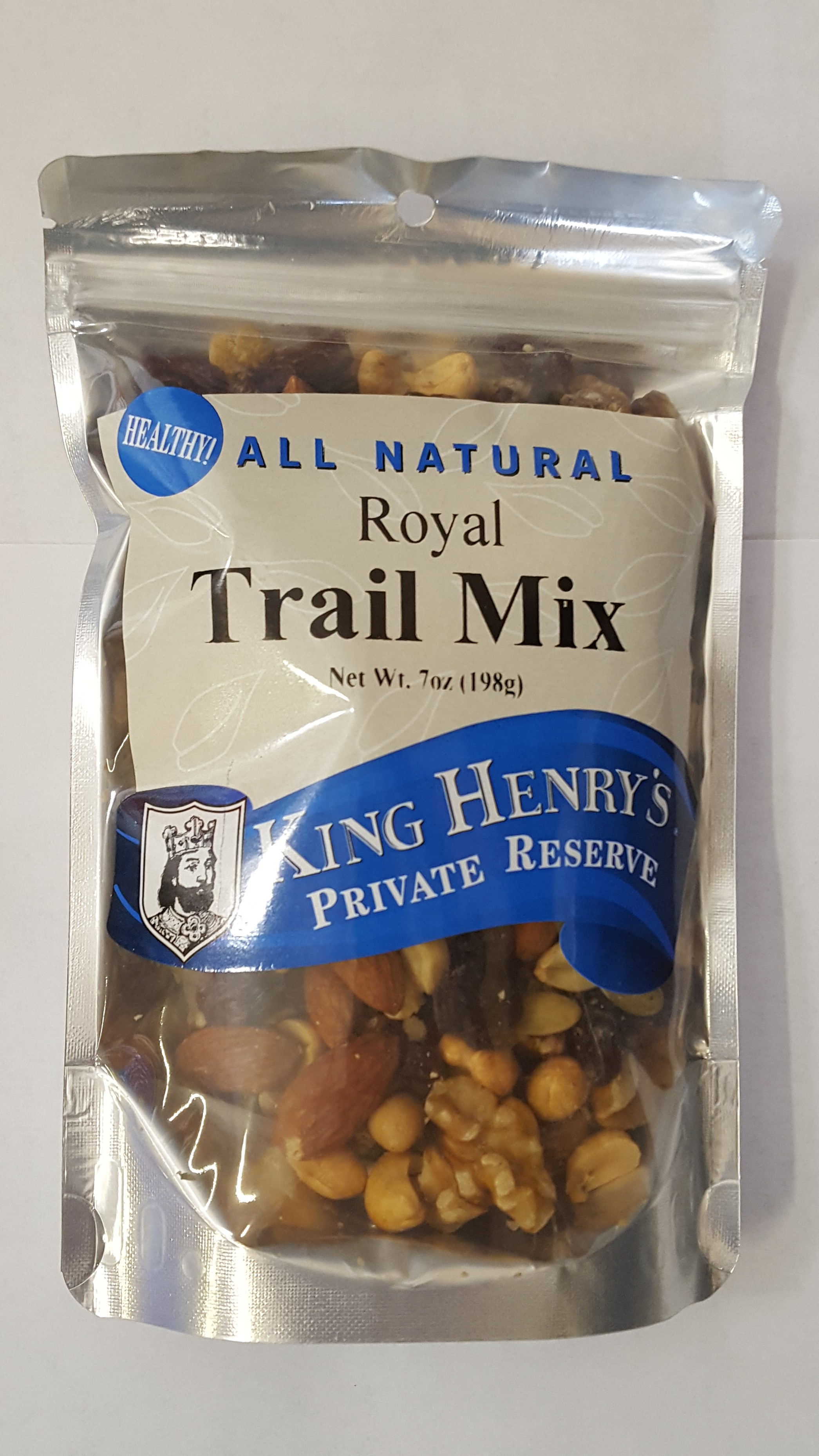 King Henry's Natural Royal Trail Mix