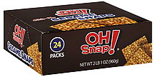 Oh Snap! Sesame Seed Bars - 24ct