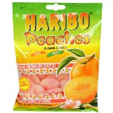 Haribo Peaches 5oz