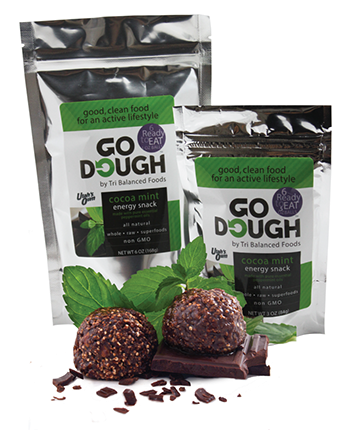 Go Dough Cocoa Mint 6oz