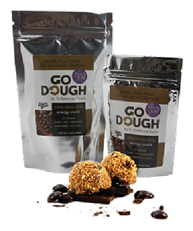 Go Dough Chocolate Chip 6oz