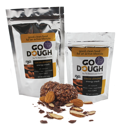 Go Dough Cocoa Almond 6oz