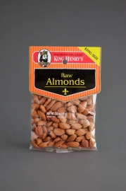 King Henry's Raw Almonds