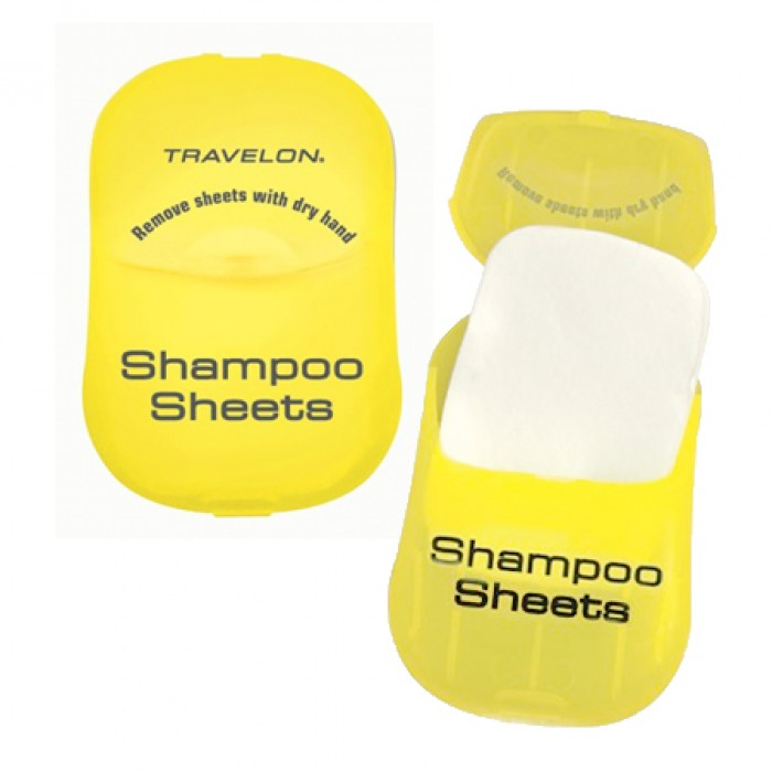 Shampoo Sheets - 12ct