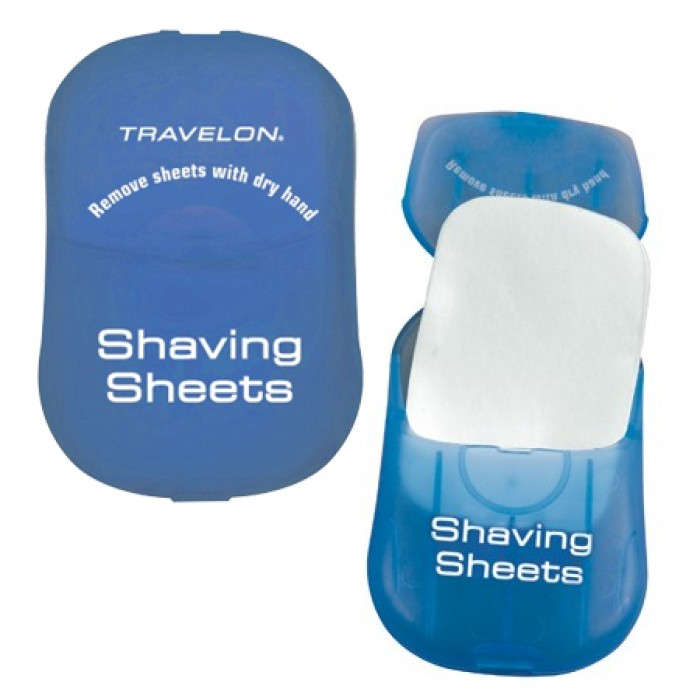 Shaving Sheets - 12ct