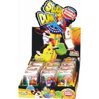 Slam Dunk Gumball Dispenser - 12ct