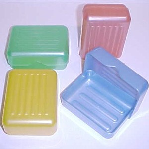 Soap Dish - 6ct