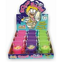 Sour Flush Candy - 12ct