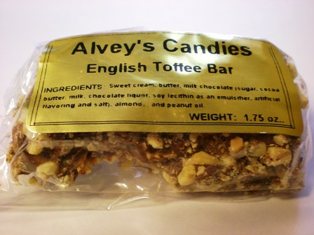 Alveys English Toffee - 24ct