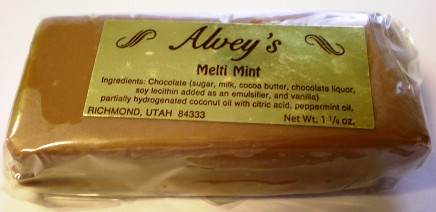 Alveys Melti Mint Bar - 24ct