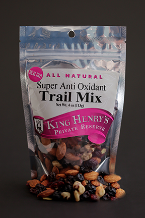 King Henry's Natural Anti Oxidant Trail Mix